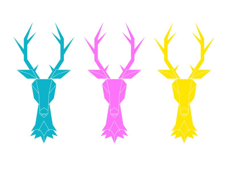 CMY-Deer